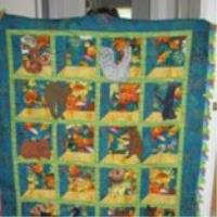 Ally Cat Quilts By Krackers in Sequim