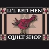 Lil Red Hen Quilt Shop in Paola
