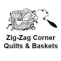 Zig-Zag Corner Quilts Baskets in Greenfield