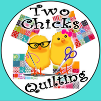 Two Chicks Quilting in Ganado