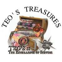 Teos Treasures Quilt Shop in Dickinson
