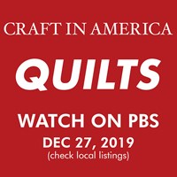 Craft in America QUILTS in Los Angeles