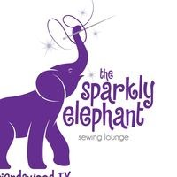 Sparkly Elephant Sewing Lounge in Friendswood