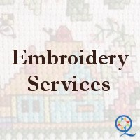 embroidery services of worldwide