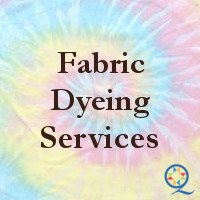 fabric dyeing services of worldwide